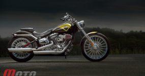 Nowy Harley-Davidson 2013 CVO™ BREAKOUT™