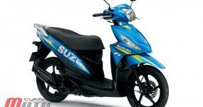 Suzuki Adress w serii MotoGP