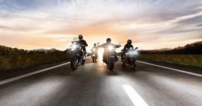 Widzieć i być widzianym – żarówki motocyklowe OSRAM