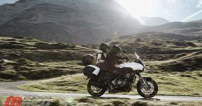 Versys 1000 -nowość wśród motocykli turystycznych