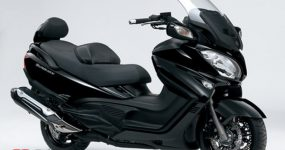 Luksusowy skuter Suzuki – nowy Burgman 650/Executive