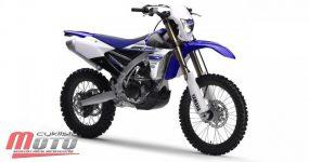 Nowe motocykle Yamaha YZ450F i YZ250F na 2016 rok