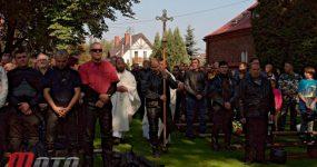 Msza Św. w intencji zmarłych Kolegów-motocyklistów