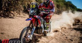 Trudny dzień dla Monster Energy Honda Team w Boliwii