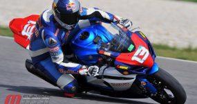 Andy Meklau piąty sezon z Suzuki GRANDys duo