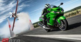 Kawasaki ZZR 1400 ABS już w Europie