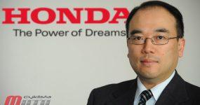 Nowy prezes Honda Poland