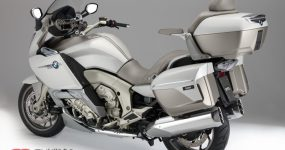 BMW K 1600 GTL Exclusive – luksusowa podróż