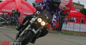 Honda Gymkhana 2012 startuje