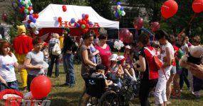 Motocykle w Centrum Zdrowia Dziecka