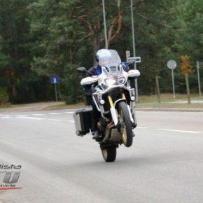 CRF1000L Africa Twin – Motocykl dla Globtrotera