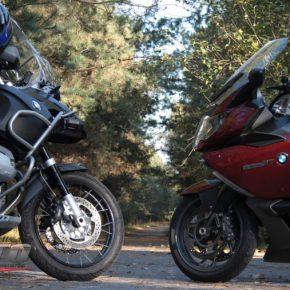 Dwa oblicza turystyki BMW