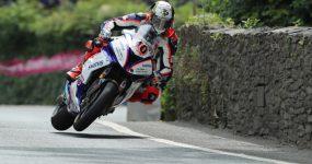 Isle of Man TT – ewolucja prędkości Dunlopa