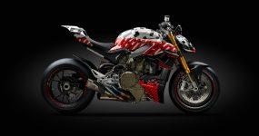 "Debiut prototypu Ducati Streetfighter V4 w ""wyścigu do chmur"""