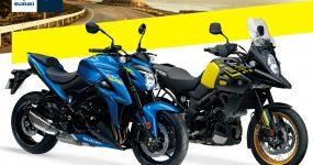 Suzuki czyli V-Strom 1000 i GSX-S1000 w nowej, atrakcyjnej cenie