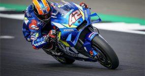 Suzuki triumfuje w 12. rundzie MotoGP na torze Silverstone