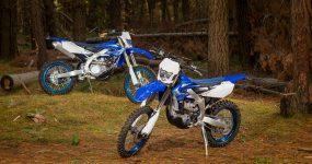 Nowy motocykl Yamaha WR250F Enduro na sezon 2020