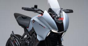 Model CB4X zaprezentowany