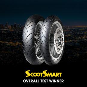 Dunlop ScootSmart. Król miejskich dojazdów