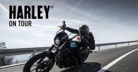 Powraca Harley on Tour!