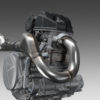 21YM_CRF450R_ExtremeRed_R-292R_Engine Exhaust