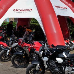 Honda wspiera Rajd Latarników