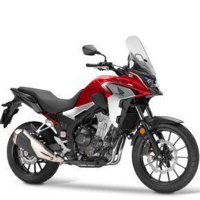 Honda CB500X – 2021