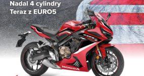 HONDA CBR650R rocznik 2021