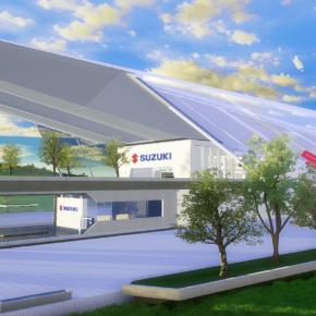 Suzuki uruchamia Wirtualny Salon Motocyklowy