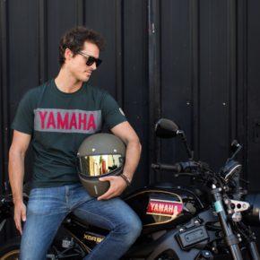 Nowa odzież codzienna i motocyklowa od Yamahy