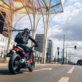 Yamaha XSR125 – ponadczasowy styl na co dzień