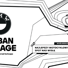 Strefa Moto BMW Urban Garage w Warszawie