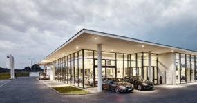 BMW ZK Motors rozpoczyna rozbudowę salonu w podkarpackim