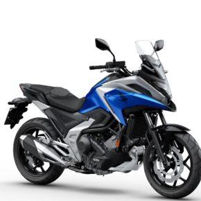 Sprzedaż motocykli Hondy z serii NC przekroczy 1500 sztuk