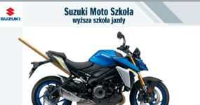 Rusza 15. edycja Suzuki Moto Szkoły