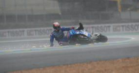 Trudny wyścig w Le Mans dla Suzuki
